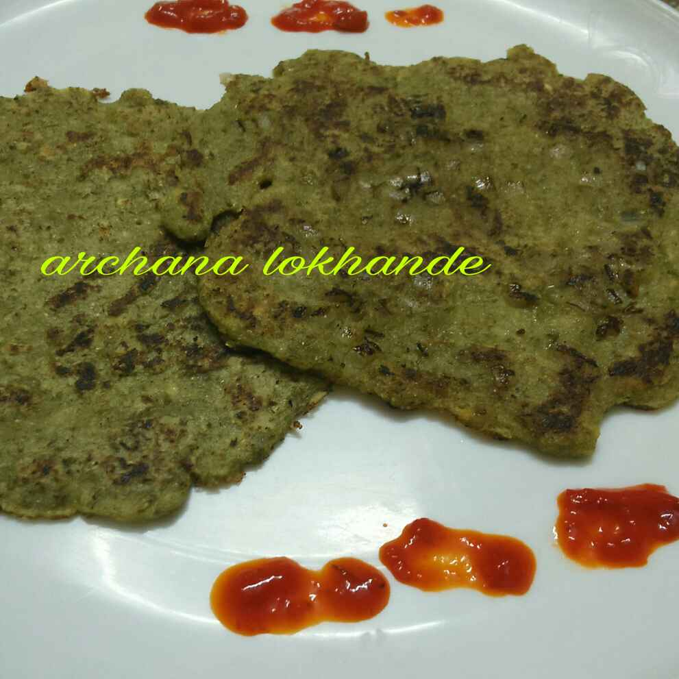 How to make Moongcha Dosa