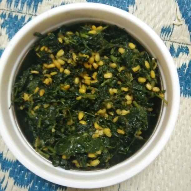 Photo of Mung Methi Dal by Archana Lokhande at BetterButter