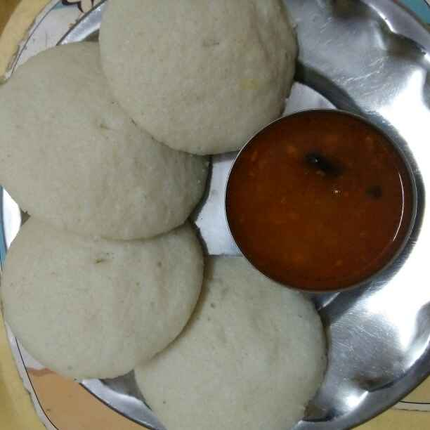How to make राईस इडली