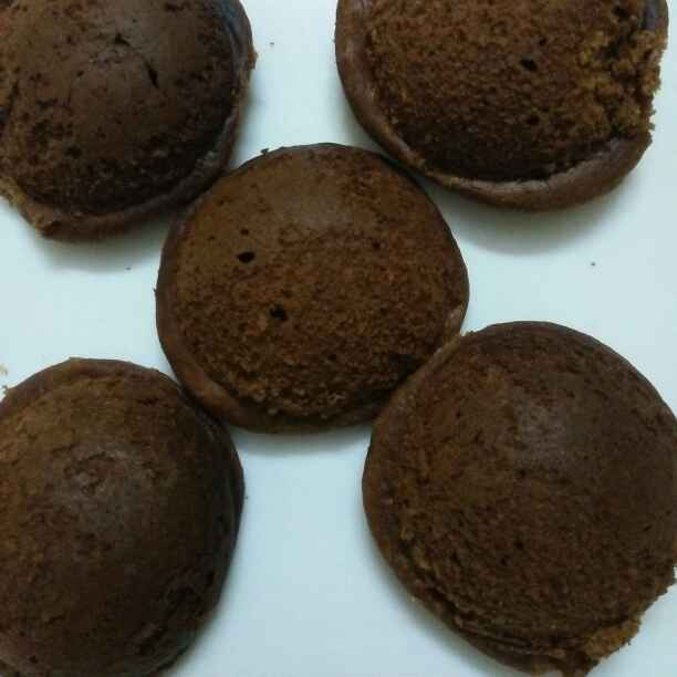 Photo of Doremon Cake(Chocolate cake in Appam pan) by Archana Lokhande at BetterButter