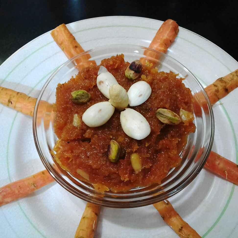How to make गाजराचा हलवा