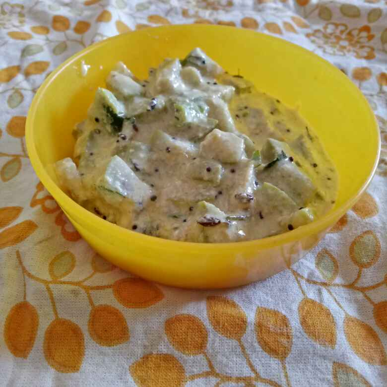 Photo of Bottle gourd raita by Archana Naik Mudkhedkar at BetterButter