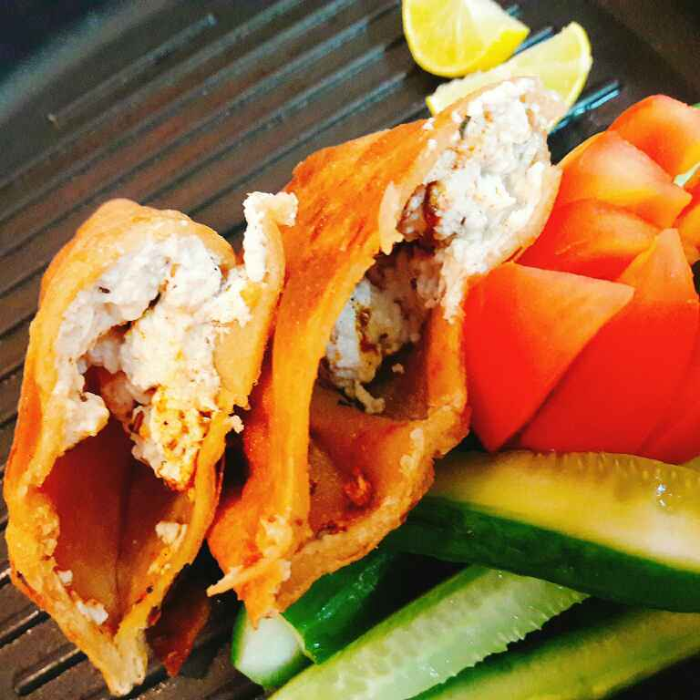 Photo of Healthy paneer roll by Archana Srivastav at BetterButter
