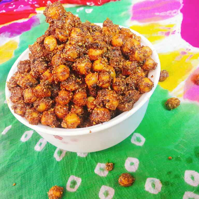 How to make Chick Peas Pickle