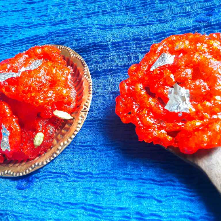 Photo of No yeast dosa batter instant crispi juicy  jalebi by Archana Srivastav at BetterButter