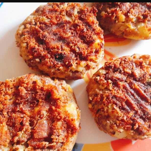 Photo of Left over kheel (rise puff) se bane dahi ke kabab by Archana Srivastav at BetterButter