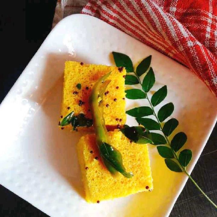 How to make Juicy spongy dhokla
