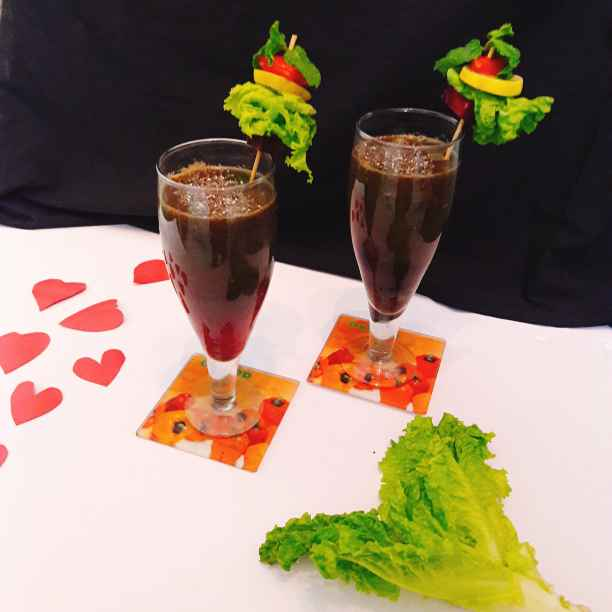 Photo of Salad in a glass by Archana Srivastav at BetterButter