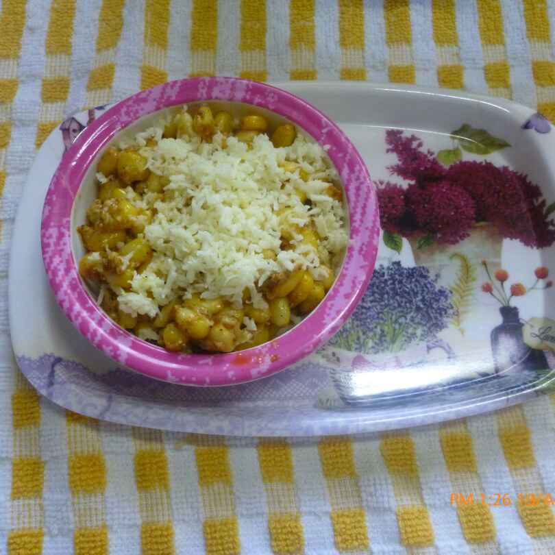 How to make Chatpata Cheese Corn