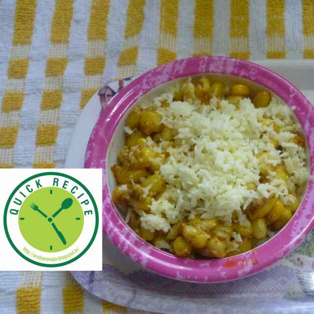 How to make Chatpata Cheese Corn