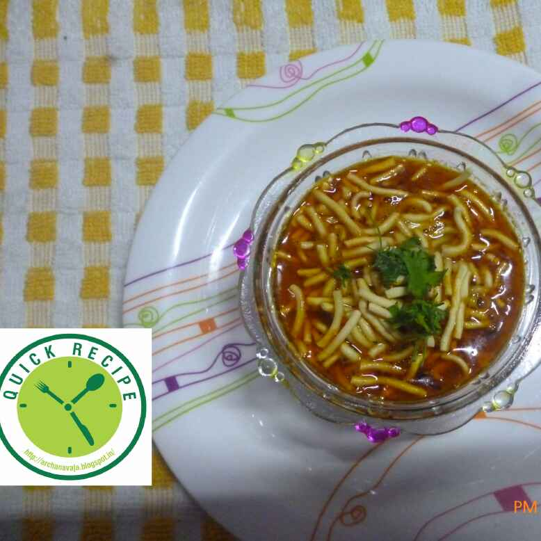 How to make Sev Ki Sabzi
