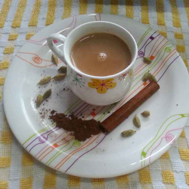 Photo of Chocolate masala chai by Archana Vaja at BetterButter