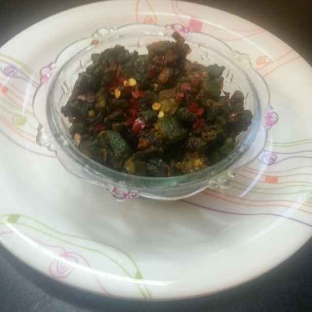 How to make Kurkuri Chatpati Bhindi