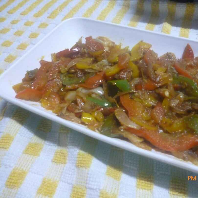 Photo of Stir fry vegetables by Archana Vaja at BetterButter