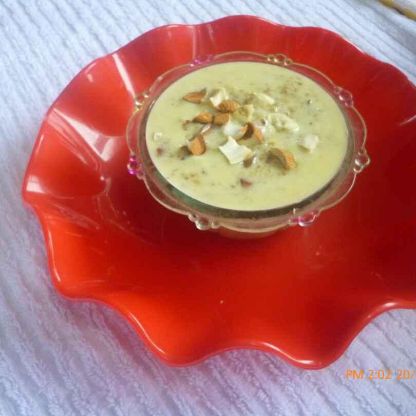 Photo of Milk oats kheer. by Archana Vaja at BetterButter