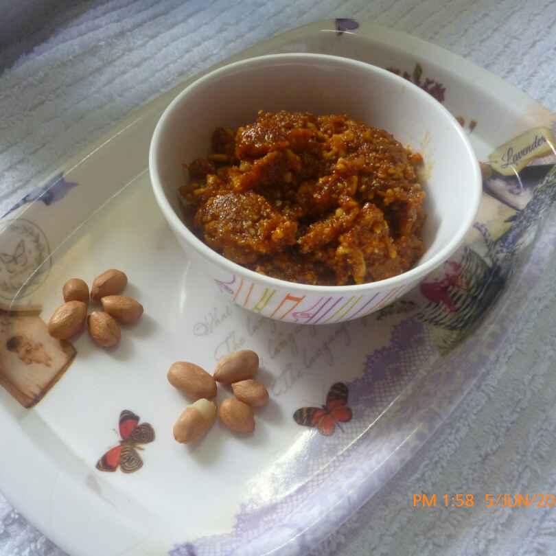 Photo of Lahasun singdane ki chutney by Archana Vaja at BetterButter