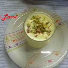 How to make Kesar Lassi