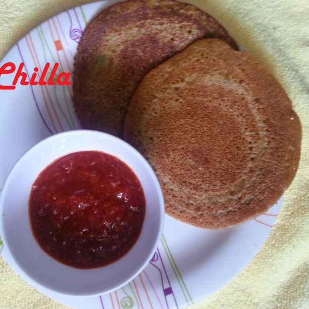 How to make Oats chilla