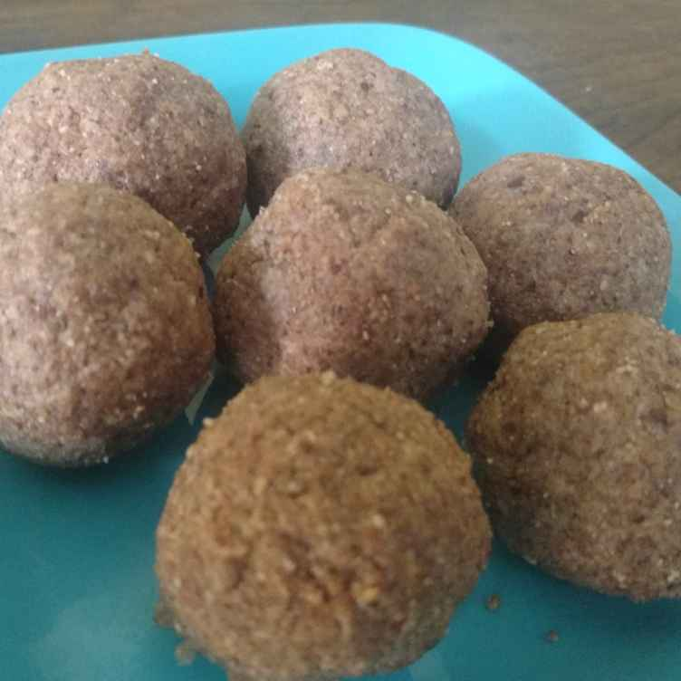 Photo of Healthy protein ladoo by Archana Vaja at BetterButter