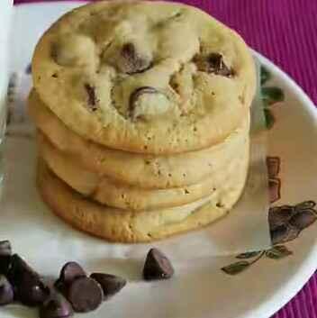 How to make Eggless Chocolate Cookies