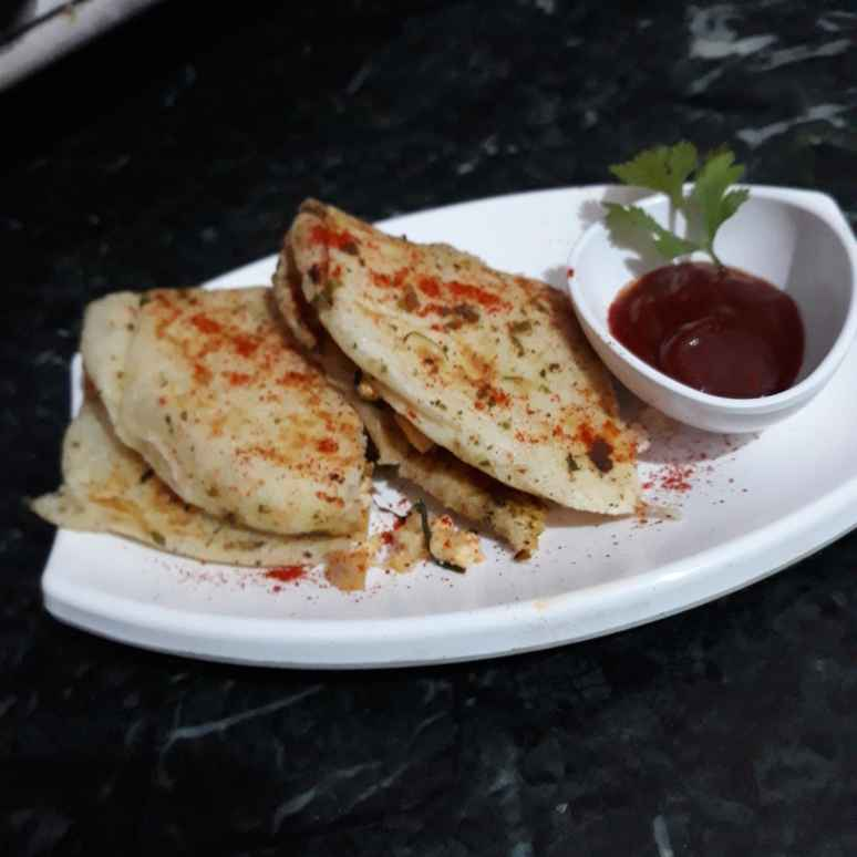 Photo of PANEER stuff kulcha by archana goel at BetterButter
