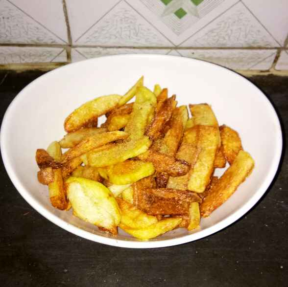 Photo of French fries by Areebafoodie Areebafoodie at BetterButter
