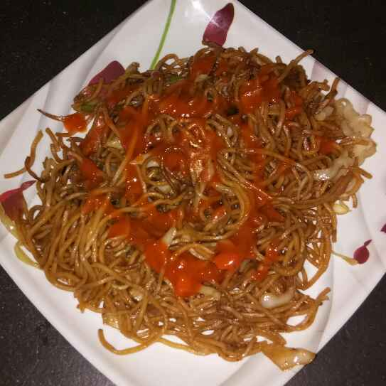How to make Veg chowmein