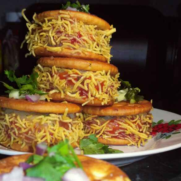 Photo of Biscuit Sandwich by Arica Halder at BetterButter