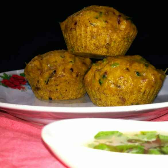 Photo of Fish muffin by Arica Halder at BetterButter