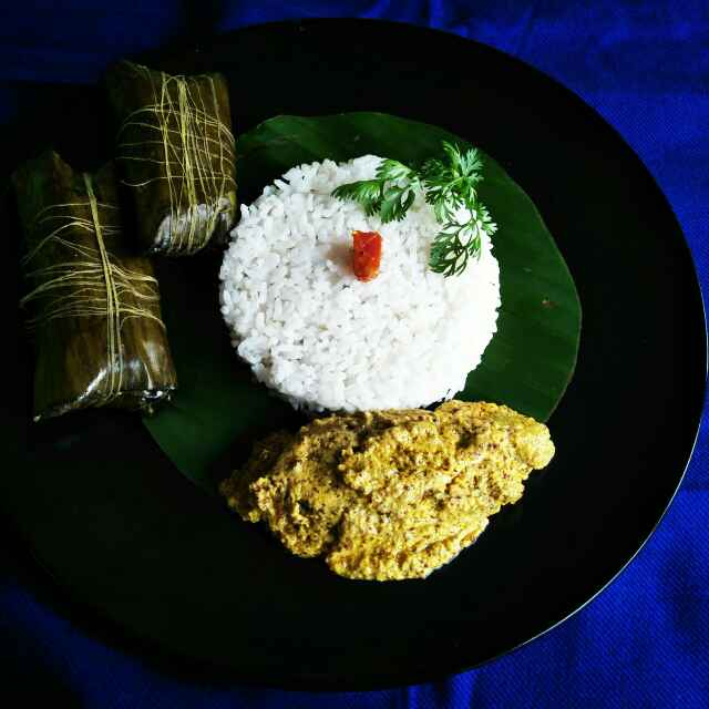 How to make Ilish Paturi