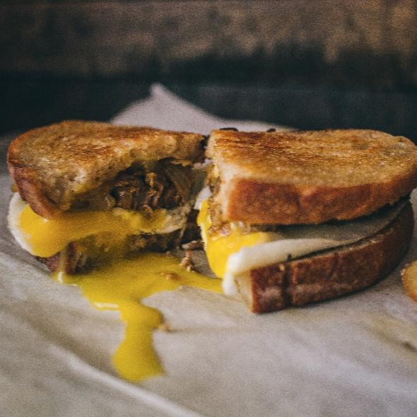 Photo of Full House Steak Sandwich by Aroshaliny Godfrey at BetterButter