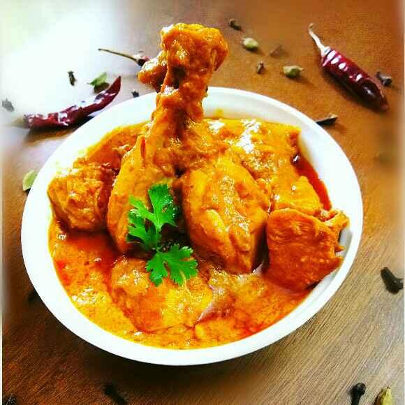 Photo of Butter chicken by Arpita Majumder at BetterButter