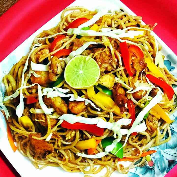 Photo of Chicken Noodle by Arpita Majumder at BetterButter