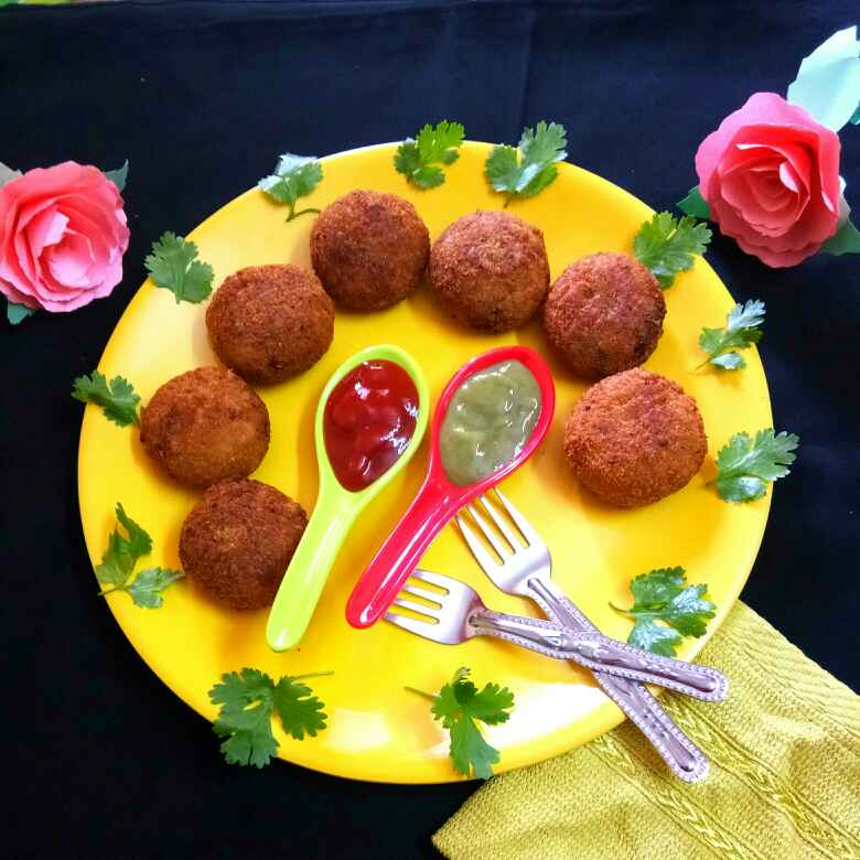 How to make Corn Cutlet