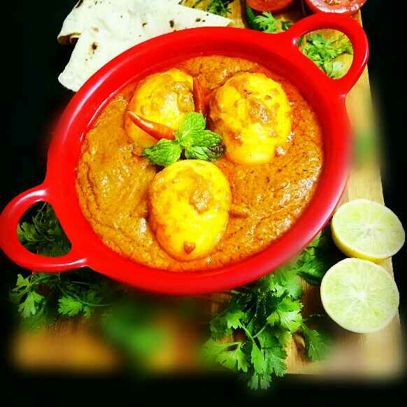 Photo of Egg Korma by Arpita Majumder at BetterButter