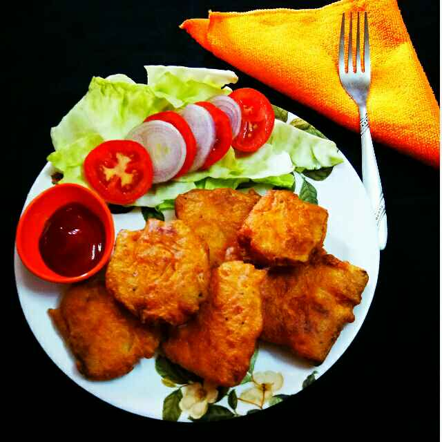 How to make Kolkata Style Fish Butter Fry