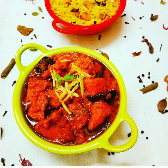 Photo of Punjabi Chicken Curry by Arpita Majumder at BetterButter