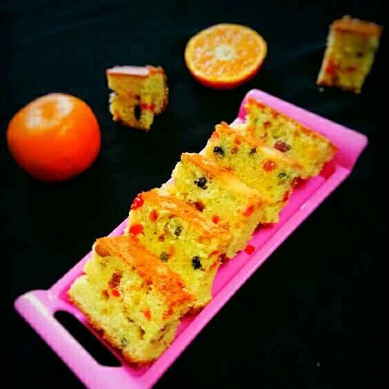Photo of Orange Cake by Arpita Majumder at BetterButter