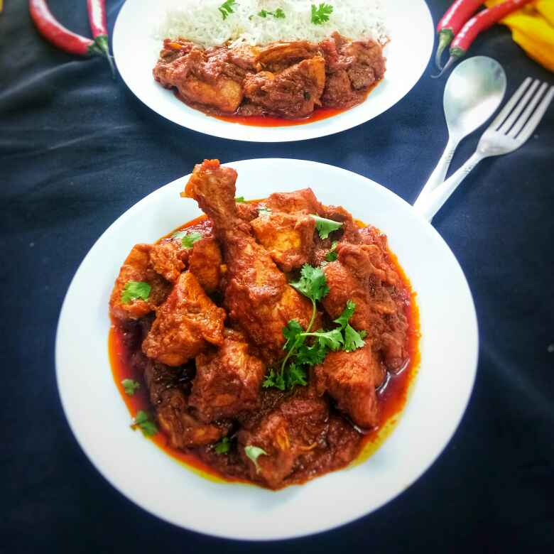 Photo of Highway Chicken Curry by Arpita Majumder at BetterButter