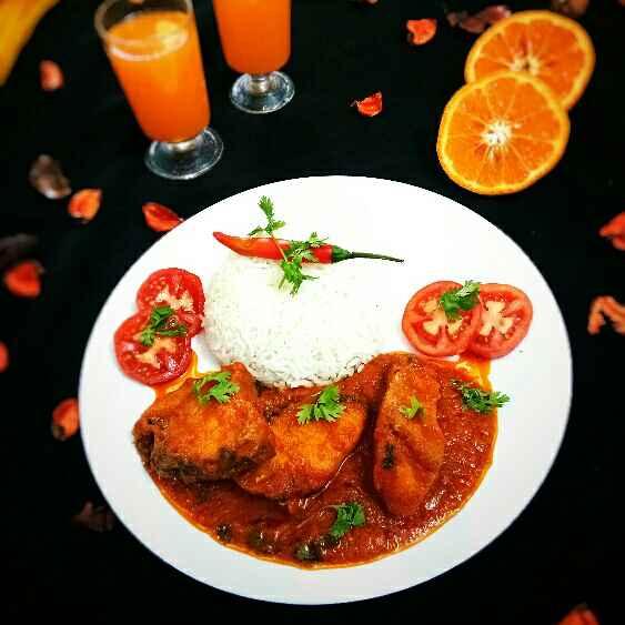 Photo of Orange Katla by Arpita Majumder at BetterButter