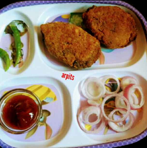 Photo of MOCHAR CUTLET by Arpita Mukherjee at BetterButter