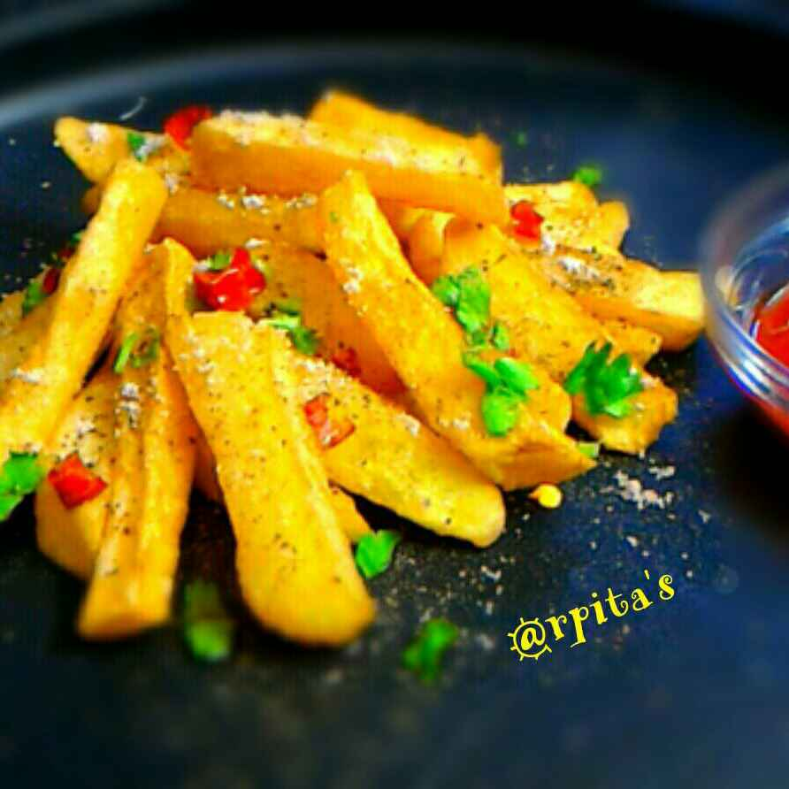 Photo of French Fries by Arpita Pal at BetterButter