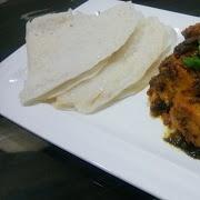 Photo of Chicken Sukka and Neer Dosa by Arpita Patankar at BetterButter