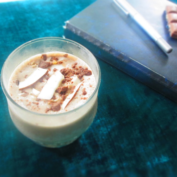 How to make Coconut Frappuccino
