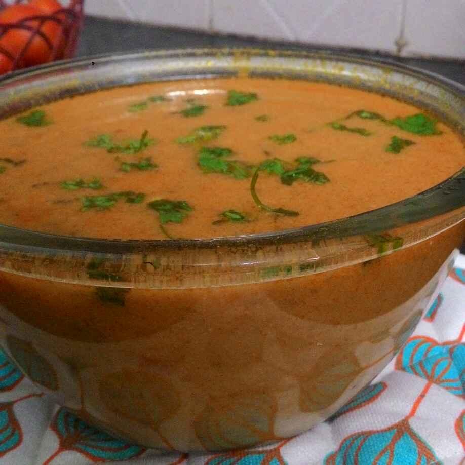 How to make Chicken Kuzhambu