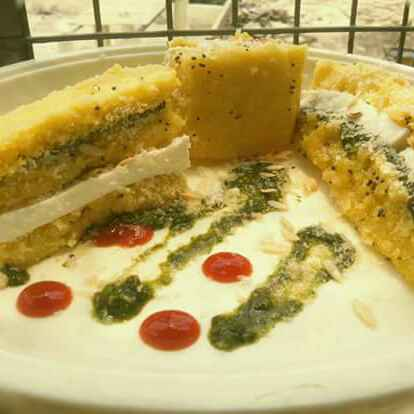 How to make Dhokla sandvich