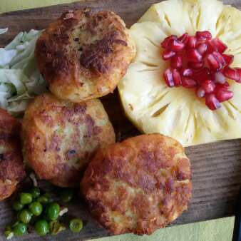 How to make Aloo Tikki