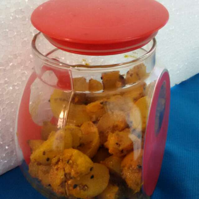 Photo of Amla Pickle by Arti Gupta at BetterButter