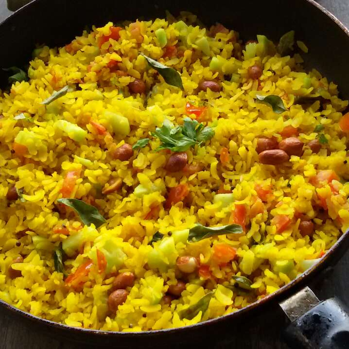 How to make Poha