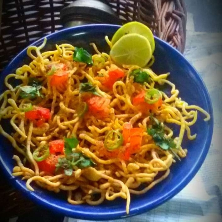 How to make Besan ke sev
